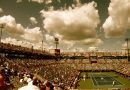 Tennis Match: Go Federer